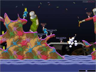 Worms World Party - screen - 2001-04-09 - 2953