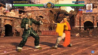 Virtua Fighter 5 - screen - 2006-10-24 - 74797