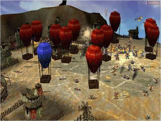 Populous: The Beginning - screen - 2001-05-14 - 3690