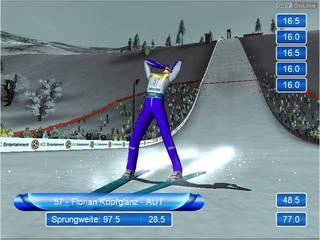 Ski Jump Challenge 2003 - screen - 2002-11-07 - 12610