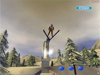 Ski Jump Challenge 2003 - screen - 2002-11-07 - 12612