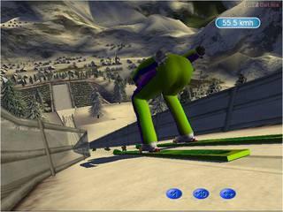 Ski Jump Challenge 2003 - screen - 2002-11-07 - 12614