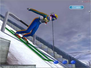 Ski Jump Challenge 2003 - screen - 2002-11-07 - 12615