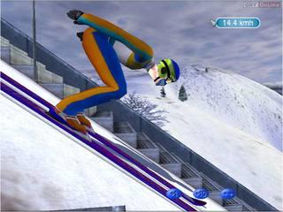 Ski Jump Challenge 2003 - screen - 2002-11-07 - 12616