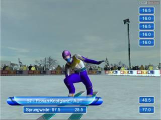 Ski Jump Challenge 2003 - screen - 2002-11-07 - 12617