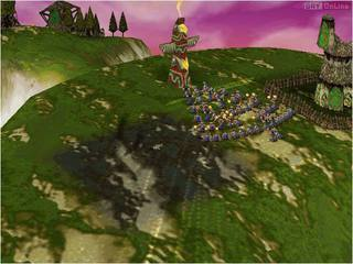 Populous: The Beginning - screen - 2001-05-14 - 3695