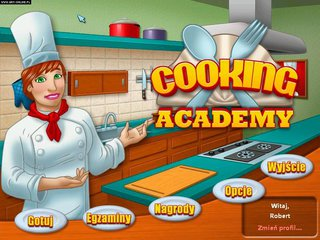 Cooking Academy - screen - 2008-11-06 - 122483