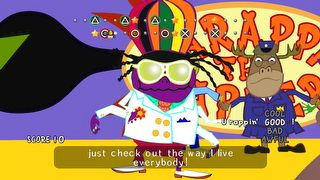 PaRappa the Rapper Remastered id = 342027