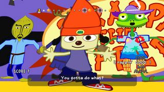 PaRappa the Rapper Remastered id = 342029
