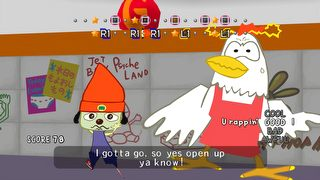 PaRappa the Rapper Remastered id = 342033