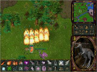 Rage of Mages II: Necromancer - screen - 2001-05-28 - 4804