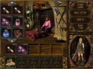 Rage of Mages II: Necromancer - screen - 2001-05-28 - 4805