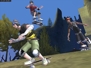 Tony Hawk's Downhill Jam - screen - 2007-04-16 - 81777