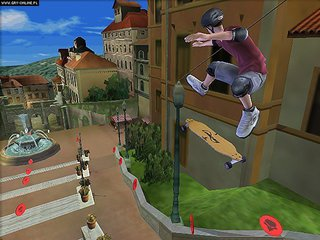 Tony Hawk's Downhill Jam - screen - 2007-04-16 - 81780