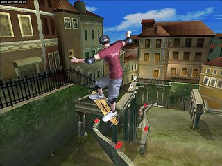 Tony Hawk's Downhill Jam - screen - 2007-04-16 - 81782
