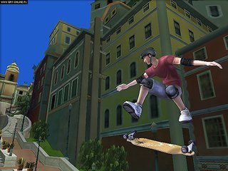 Tony Hawk's Downhill Jam - screen - 2007-04-16 - 81783