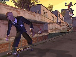 Tony Hawk's Downhill Jam - screen - 2007-04-16 - 81784