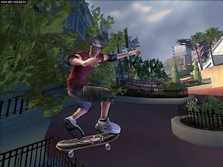 Tony Hawk's Downhill Jam - screen - 2007-04-16 - 81785
