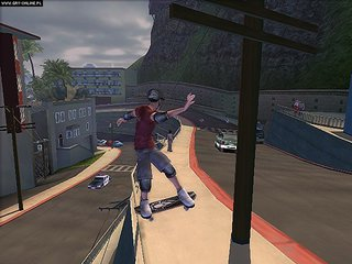 Tony Hawk's Downhill Jam - screen - 2007-04-16 - 81786