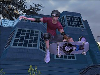 Tony Hawk's Downhill Jam - screen - 2007-04-16 - 81787