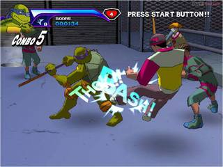 Teenage Mutant Ninja Turtles - screen - 2003-06-25 - 16288
