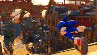 Sonic Forces id = 340530