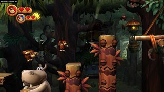 Donkey Kong Country Returns - screen - 2010-10-29 - 197520