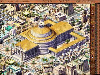 Kleopatra: Królowa Nilu - screen - 2001-09-19 - 6791