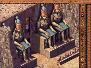 Kleopatra: Królowa Nilu - screen - 2001-09-19 - 6793
