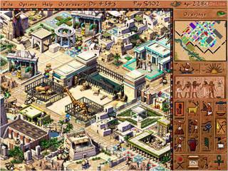 Kleopatra: Królowa Nilu - screen - 2001-09-19 - 6794