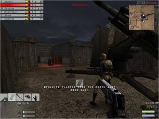 Wolfenstein: Enemy Territory - screen - 2002-12-05 - 12983