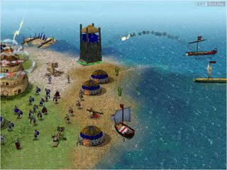 Empire Earth: Sztuka Podboju - screen - 2002-07-01 - 10740