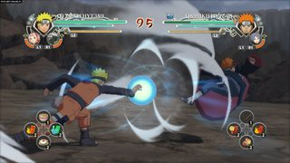 Naruto Shippuden: Ultimate Ninja Storm Generations - screen - 2012-02-07 - 231098