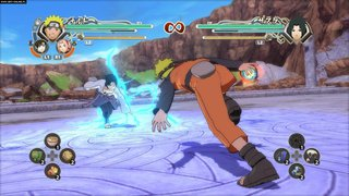 Naruto Shippuden: Ultimate Ninja Storm Generations - screen - 2012-02-07 - 231099