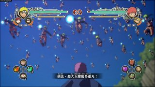 Naruto Shippuden: Ultimate Ninja Storm Generations - screen - 2012-02-07 - 231102