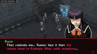 Shin Megami Tensei: Persona 2: Innocent Sin - screen - 2011-09-07 - 218944