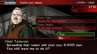 Shin Megami Tensei: Persona 2: Innocent Sin - screen - 2011-09-07 - 218945