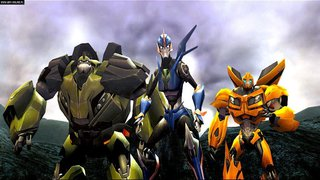 Transformers Prime: The Game - screen - 2012-10-10 - 248957