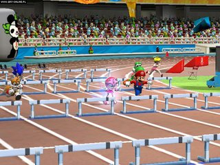 Mario & Sonic at the Olympic Games - screen - 2007-08-24 - 87645