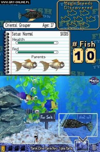 Fish Tycoon - screen - 2008-04-03 - 102145