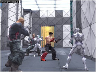 Tekken 5 - screen - 2005-06-23 - 49618