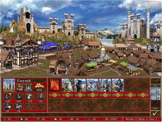 Heroes of Might and Magic III: The Restoration of Erathia - screen - 2001-09-19 - 6812