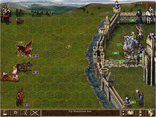 Heroes of Might and Magic III: The Restoration of Erathia - screen - 2001-09-19 - 6814
