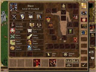 Heroes of Might and Magic III: The Restoration of Erathia - screen - 2001-09-19 - 6817