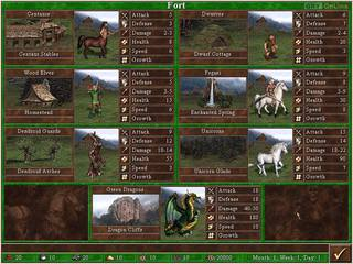 Heroes of Might and Magic III: The Shadow of Death - screen - 2001-09-19 - 6823