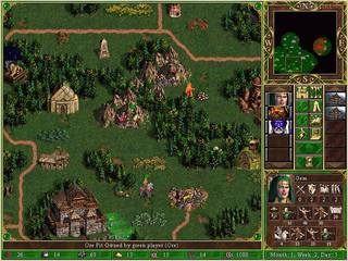 Heroes of Might and Magic III: The Shadow of Death - screen - 2001-09-19 - 6824