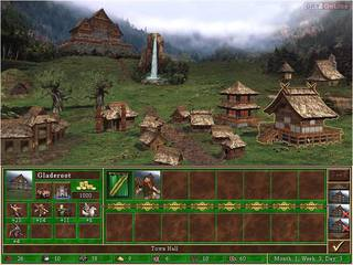 Heroes of Might and Magic III: The Shadow of Death - screen - 2001-09-19 - 6825