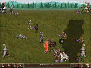 Heroes of Might and Magic III: The Shadow of Death - screen - 2001-09-19 - 6826