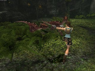 Tomb Raider: Anniversary - screen - 2006-12-27 - 77322