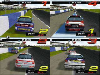 TOCA Touring Car Championship - screen - 2001-11-29 - 8065